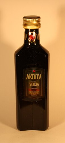 Водка Akdov Ultimate Genuine Russian Vodka