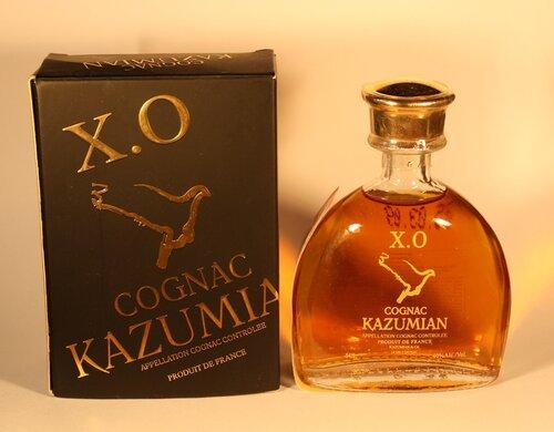 Коньяк Cognac Kazumian XO Apellation Cognac Controlee