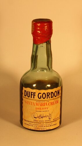 Ликер Duff Gordon Santa Maria Cream Sherry