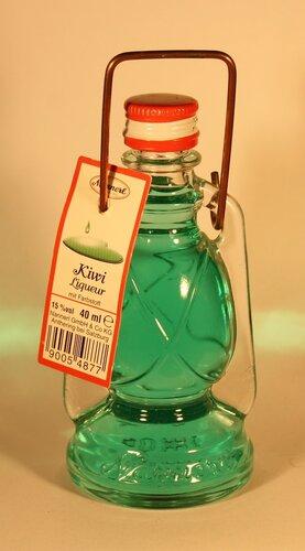 ????? Nannerl Kiwi Liqueur mit Farbstoff