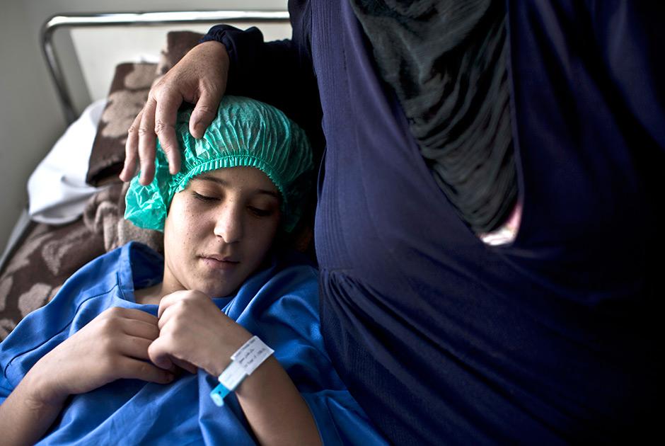 Юные жертвы войны на Ближнем Востоке в больнице Аммана 0 19b638 8f112602 orig