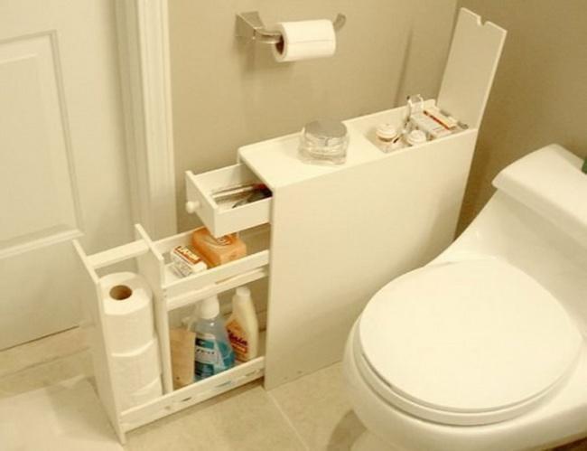 pinterest 20. Такая оригинальная полочка для раковины найдет применение даже всамой крошечной ванно