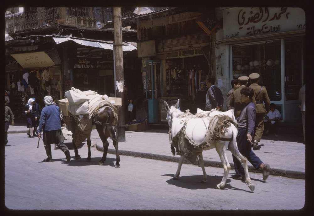 Как столица Сирии выглядела полвека назад