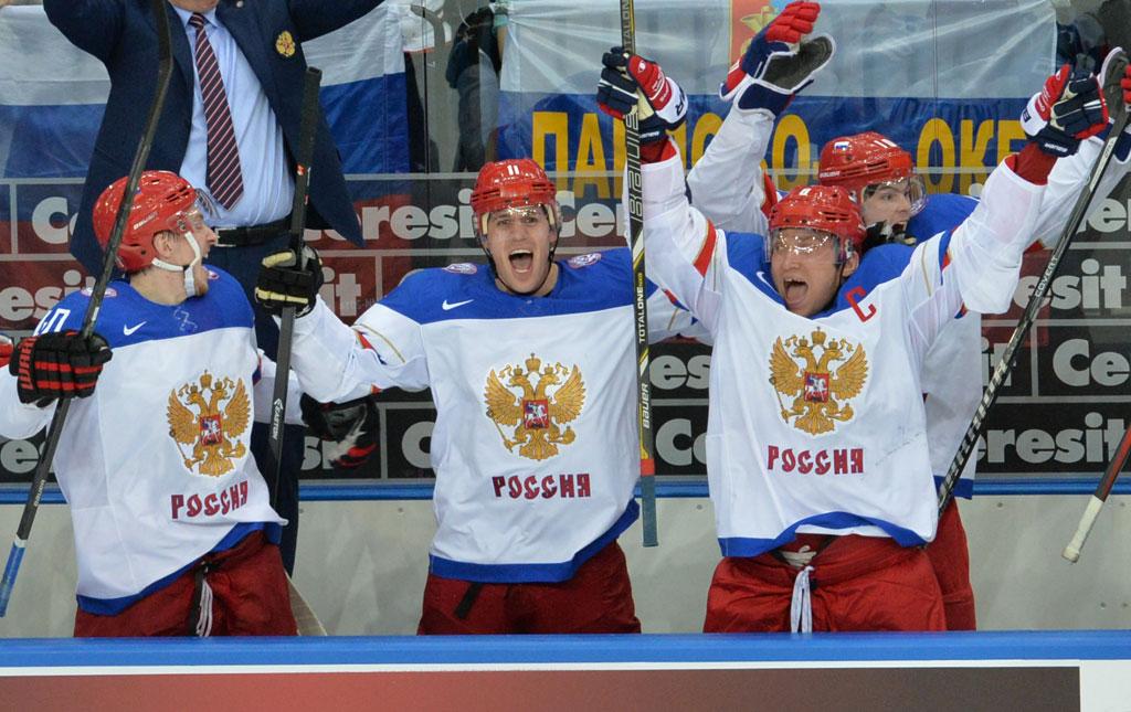 Чемпионат мира по хоккею, Минск, 25 мая 2014 года