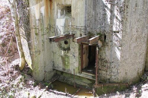Вход с нижнего этажа