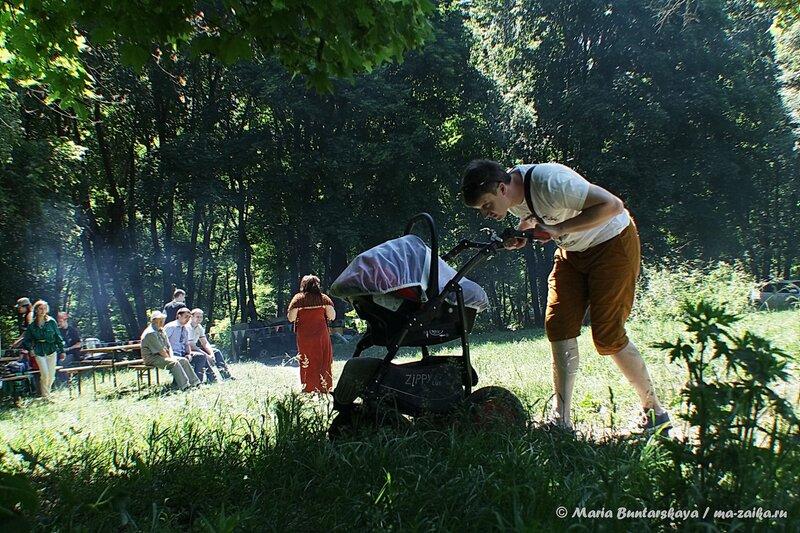 Чистая нота, Саратов, Кумысная поляна, 31 мая 2014 года