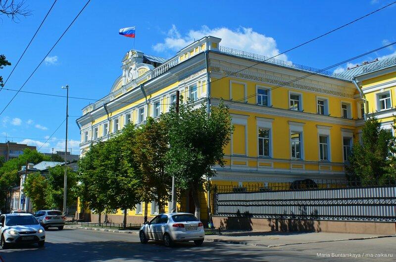 По улице Радищева, Саратов, 04 июля 2015 года