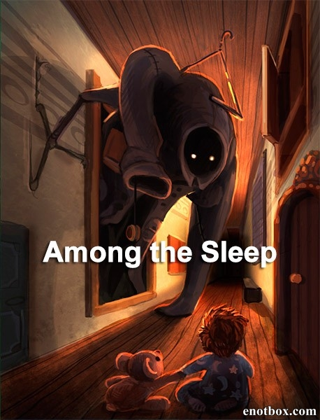Among the Sleep (2014/RUS/ENG/Multi7/Repack)