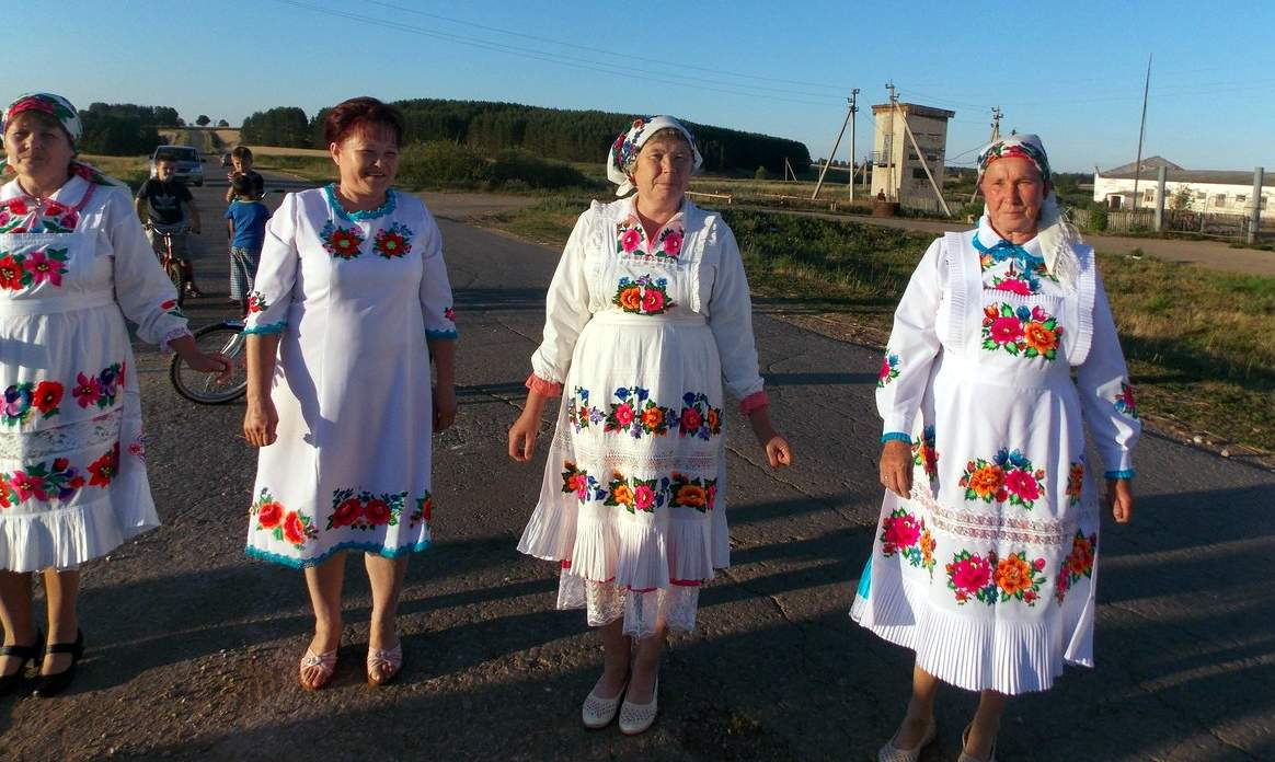 Марийский фестиваль «Родник традиции и обычаев»