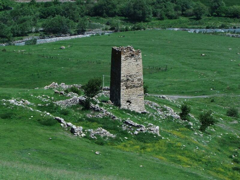 Родовая башня Цаликовых