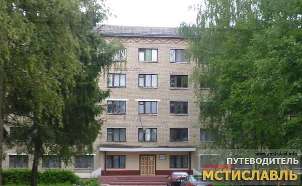 Общежитие УО «МГПЛ №6»