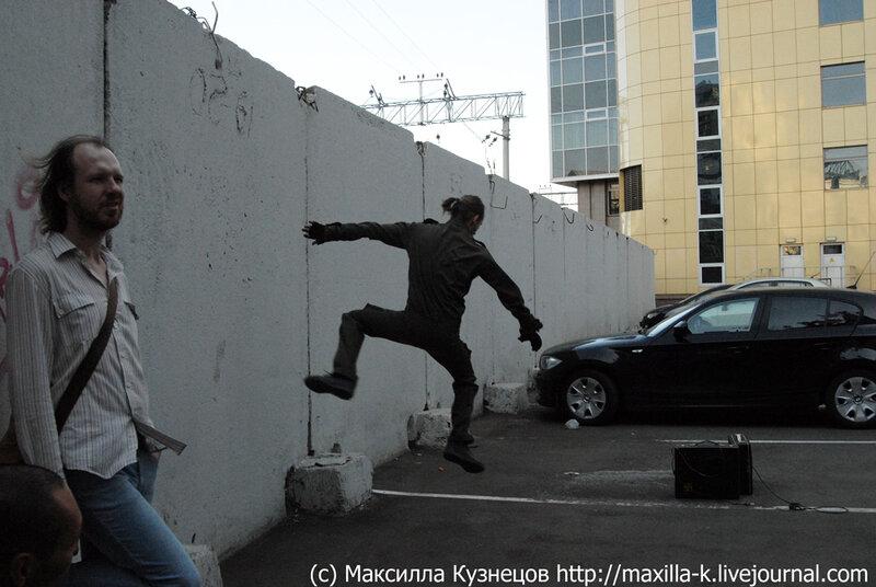 взбесившееся граффити
