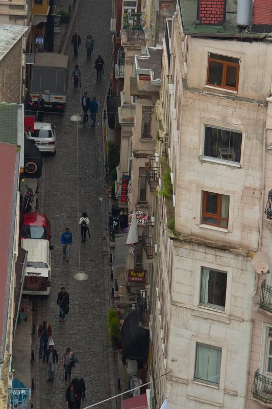 Стамбул 2015 - Виды Стамбула с Галатской башни - Виды Стамбула на Восток