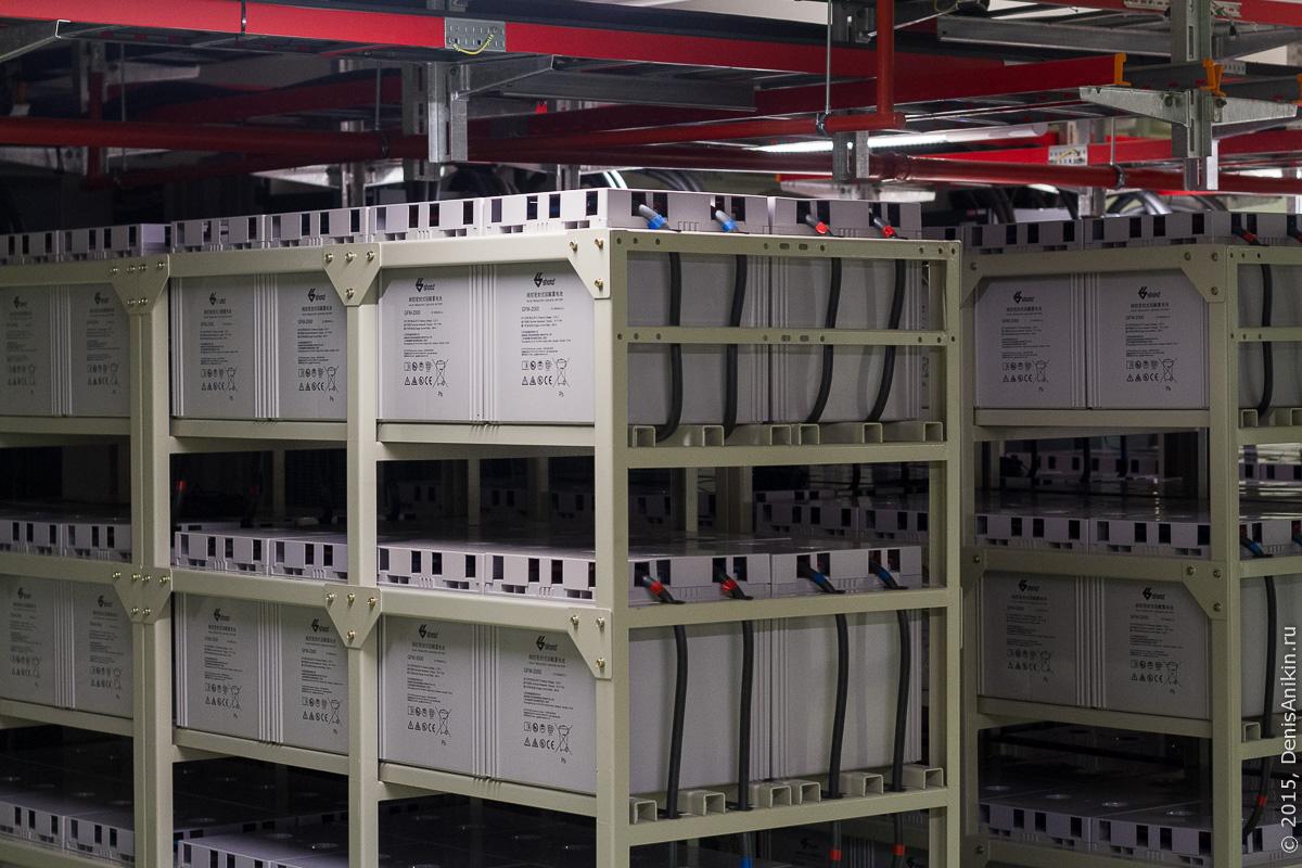 Центр обработки данных Мегафон Самара 10