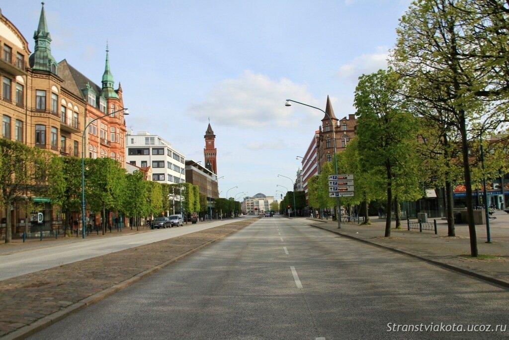 Швеция, Хельсингборг достопримечательности