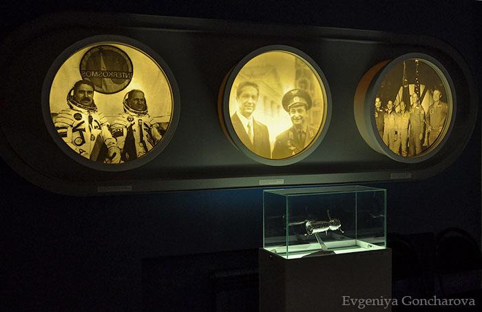 музей К.Э.Циолковского на его родине в с.Ижевское