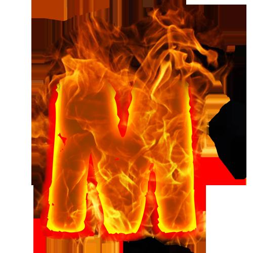 Клипарт PNG -  Стихия огня