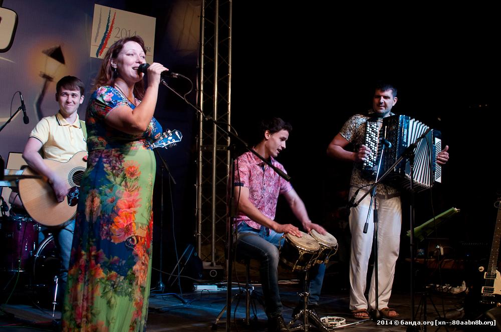 Казачий театр. Ночь в театре. 2014