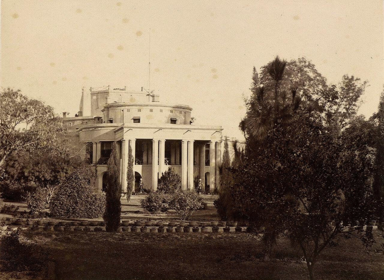 39. Дом правительства, Лахор