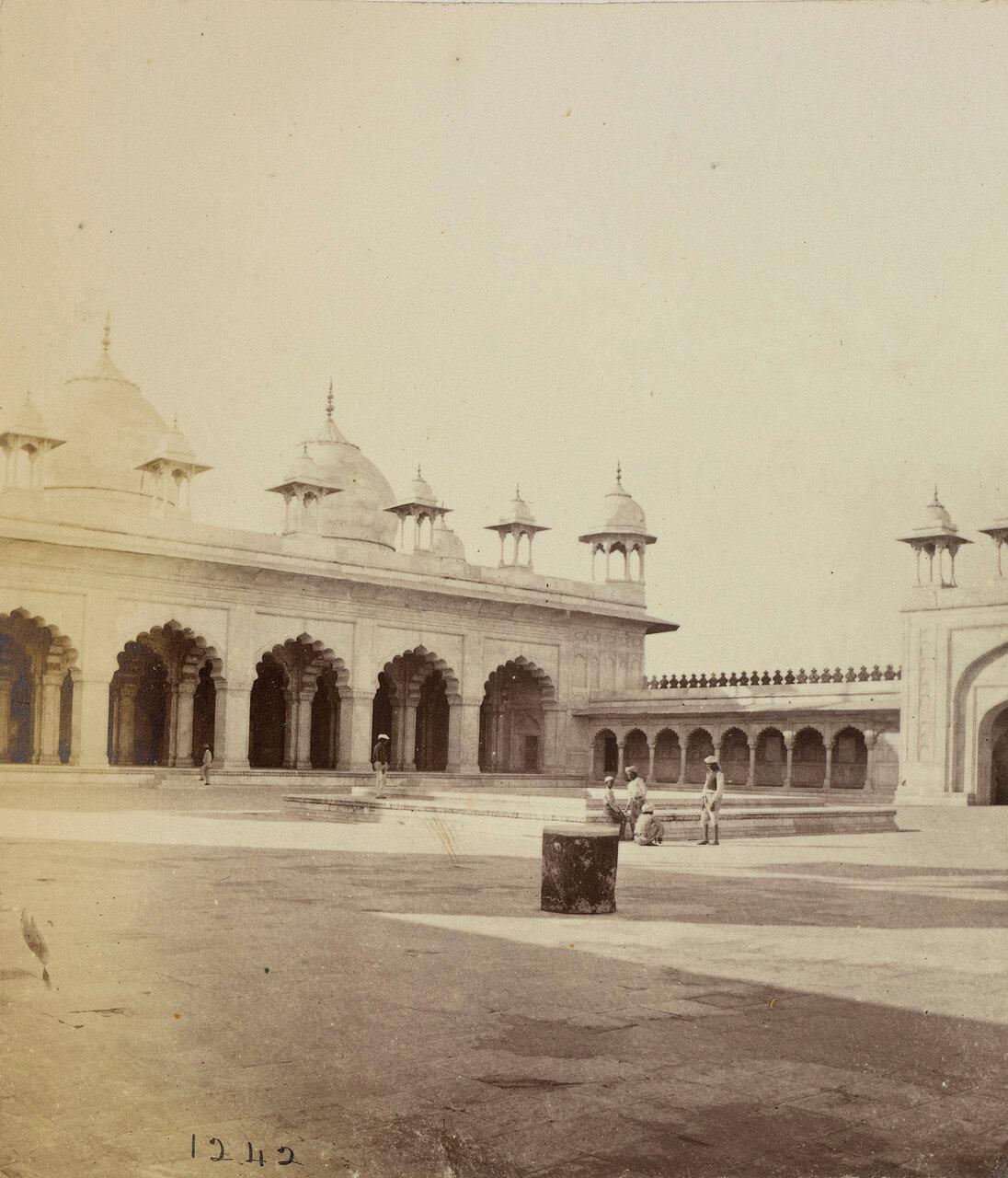 61. Мечеть Моти (Моти Масджид), Агра
