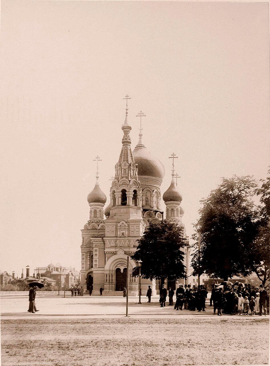 03. Общий вид церкви лейб-гвардии Литовского полка