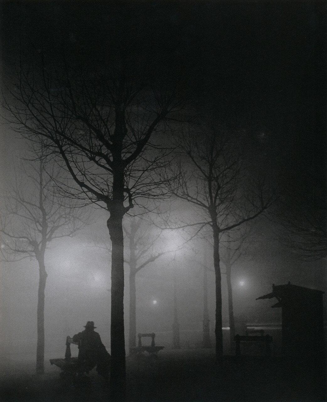 1930-е. Авеню Обсерватории, Париж