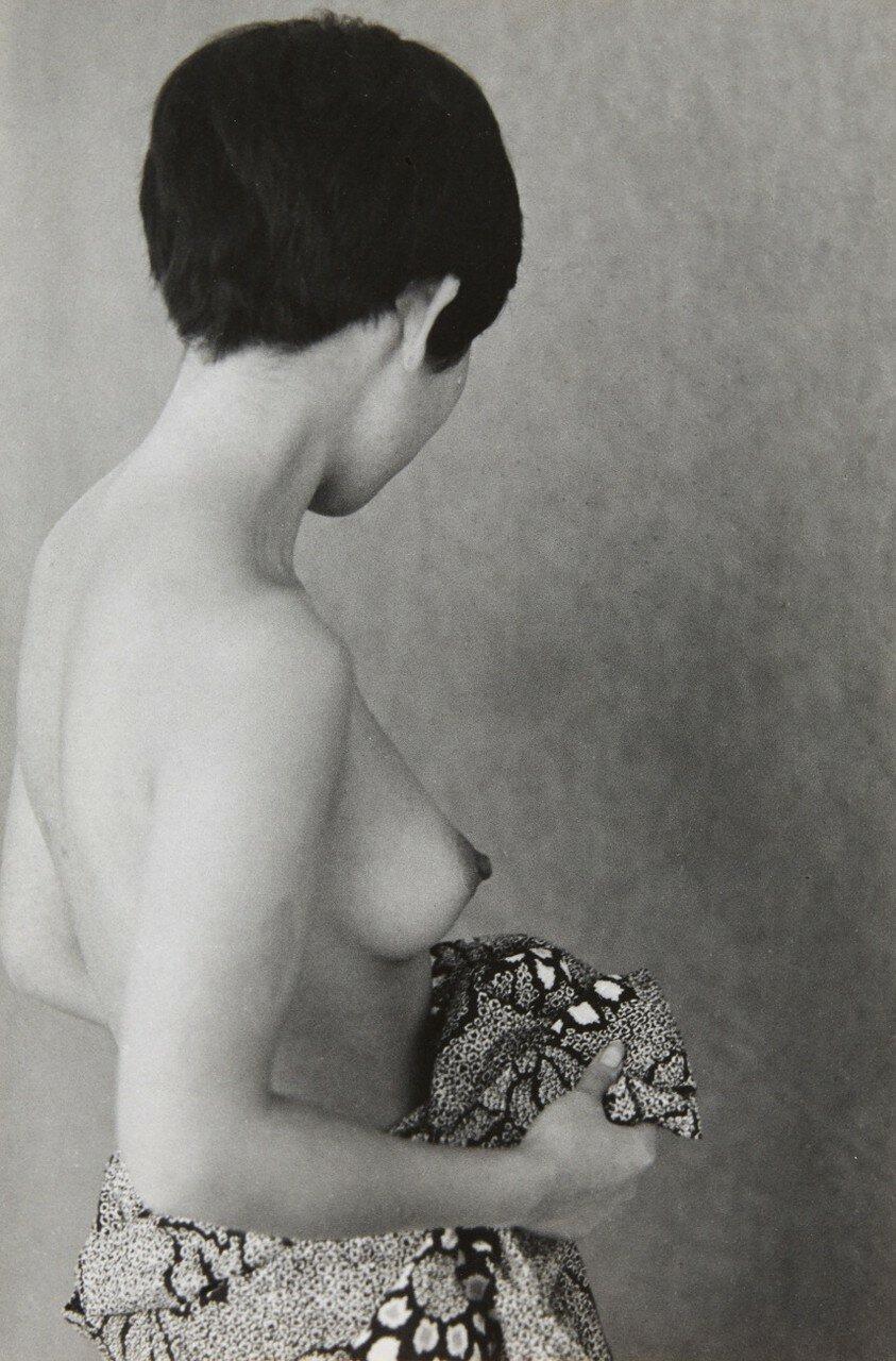 1971. Париж. Японская серия