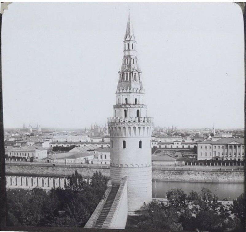 676. Вид с Боровицкой башни