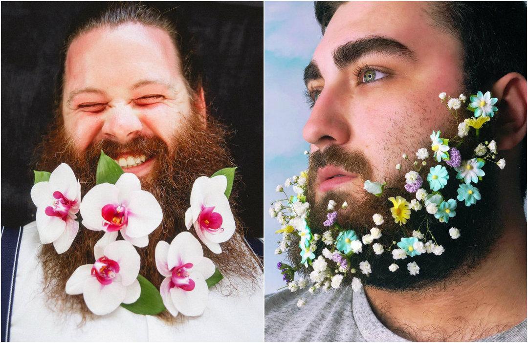 Весной цветет все, даже борода