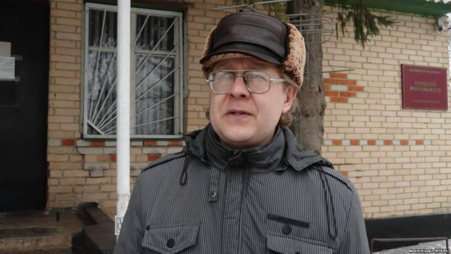 Приговор суда за стихотворение о Независимости Украины. В России снова наказали поэта Александра Бившева