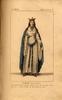 Costumes francais depuis Сlovis jusqu'a nos jours  Tome 1 Часть 1