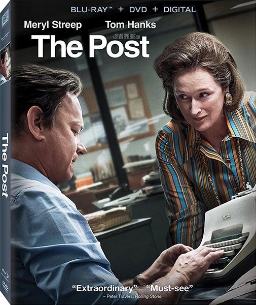 Секретное досье / The Post (2017/BDRip/HDRip)