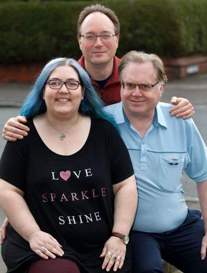 Как выглядит женщина, которую делят муж, бойфренд и два любовника