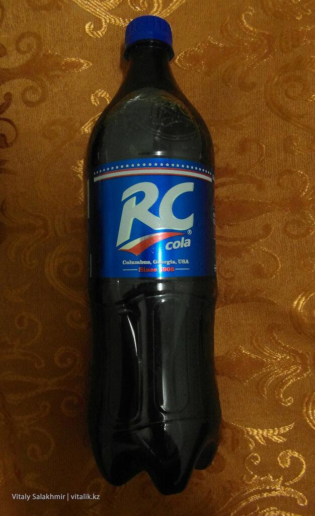 RC Cola в Узбекистане, Ташкент