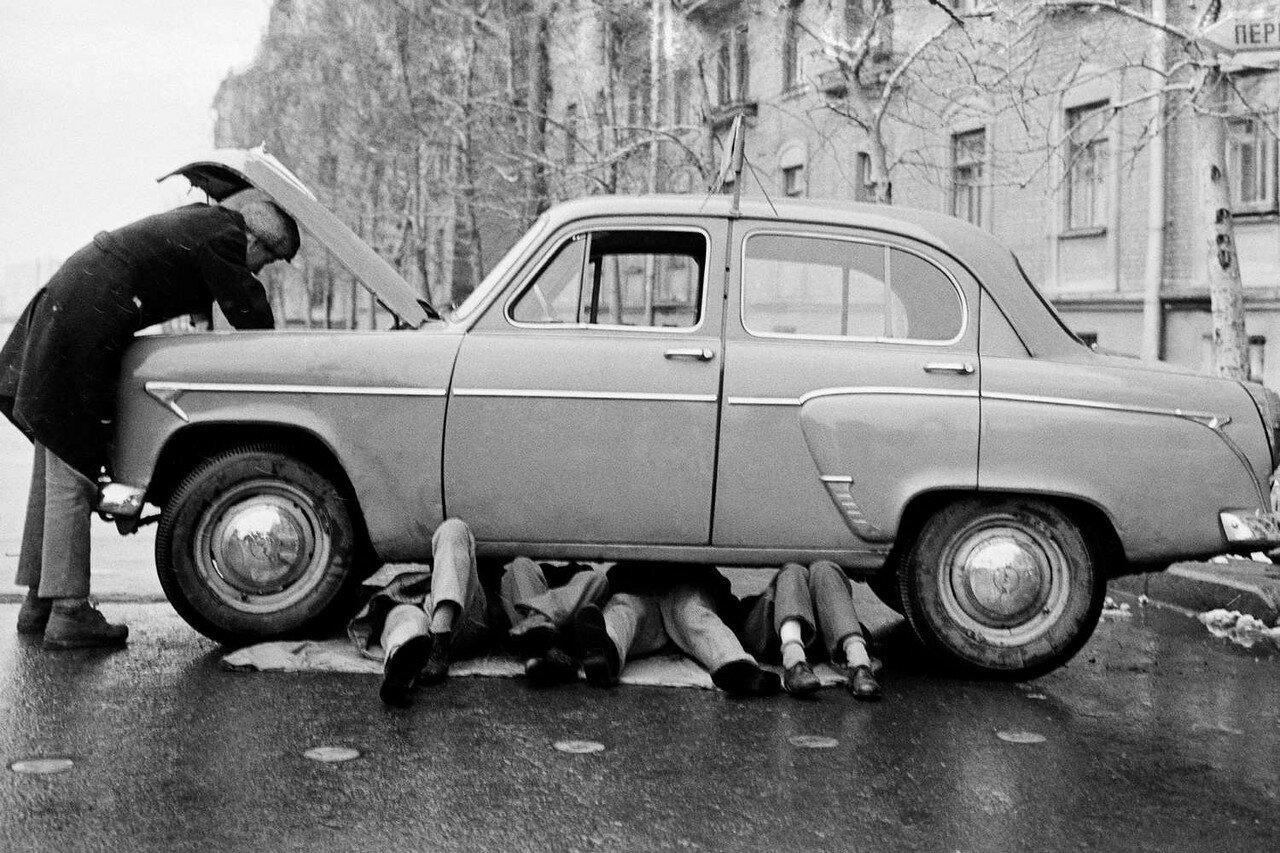 Автолегенды СССР №1 Москвич-407