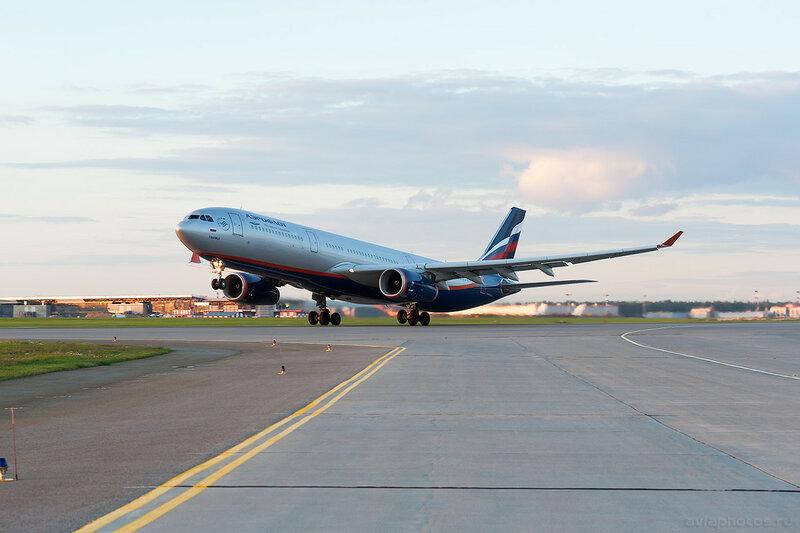 Airbus A330-343 (VQ-BMV) Аэрофлот 0813_D703703