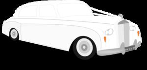авто свадебное