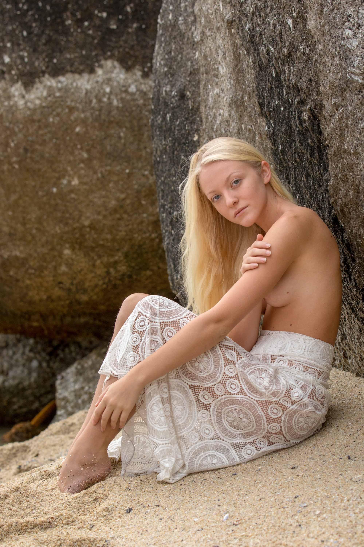 Maya Boraine by Gary Huddlestone