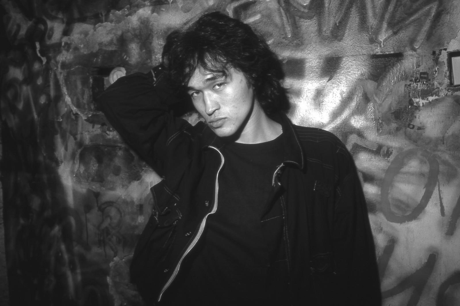 80-е 90-е андеграунд музыканты фотограф