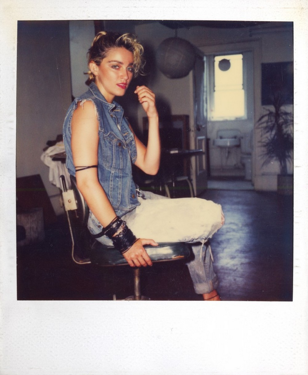 Как выглядела Мадонна, когда ее знали только соседские дети
