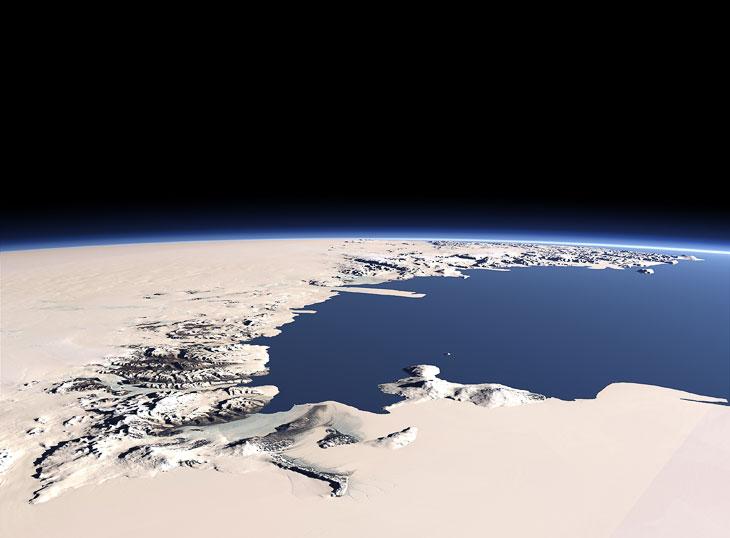 Самое сухое место на Земле (14 фото)
