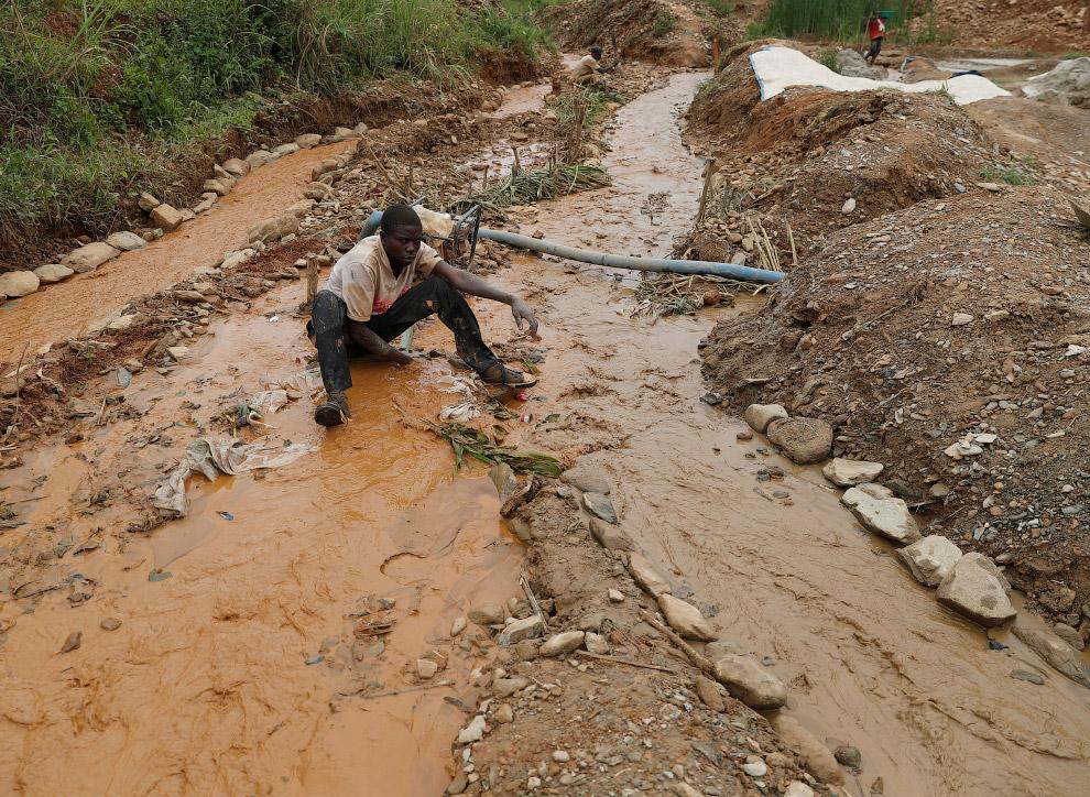 HD Африка страны мира Как изменится мир конга золото Конго республика