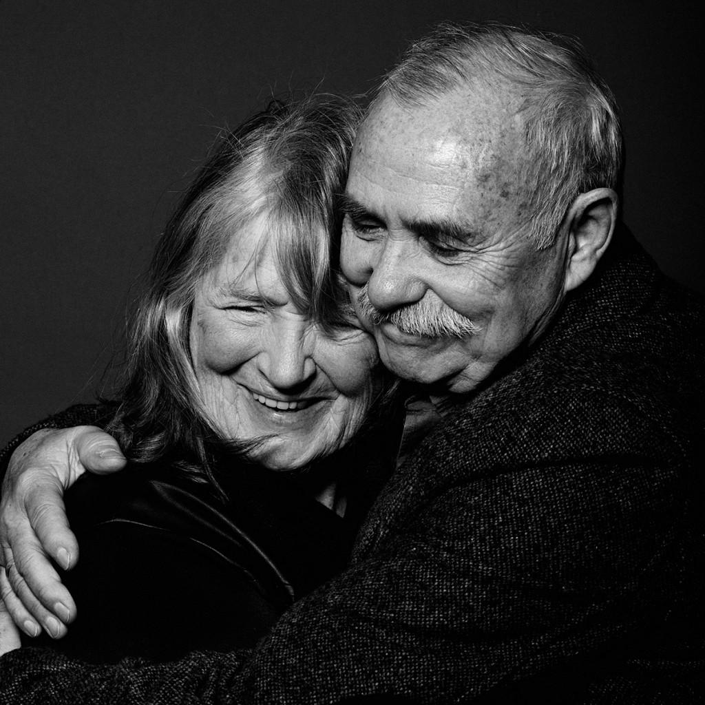 Надежда, доверие, любовь – самые важные чувства в портретах Карстена Витте