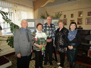 Творческая встреча с Сергеем Ложечко