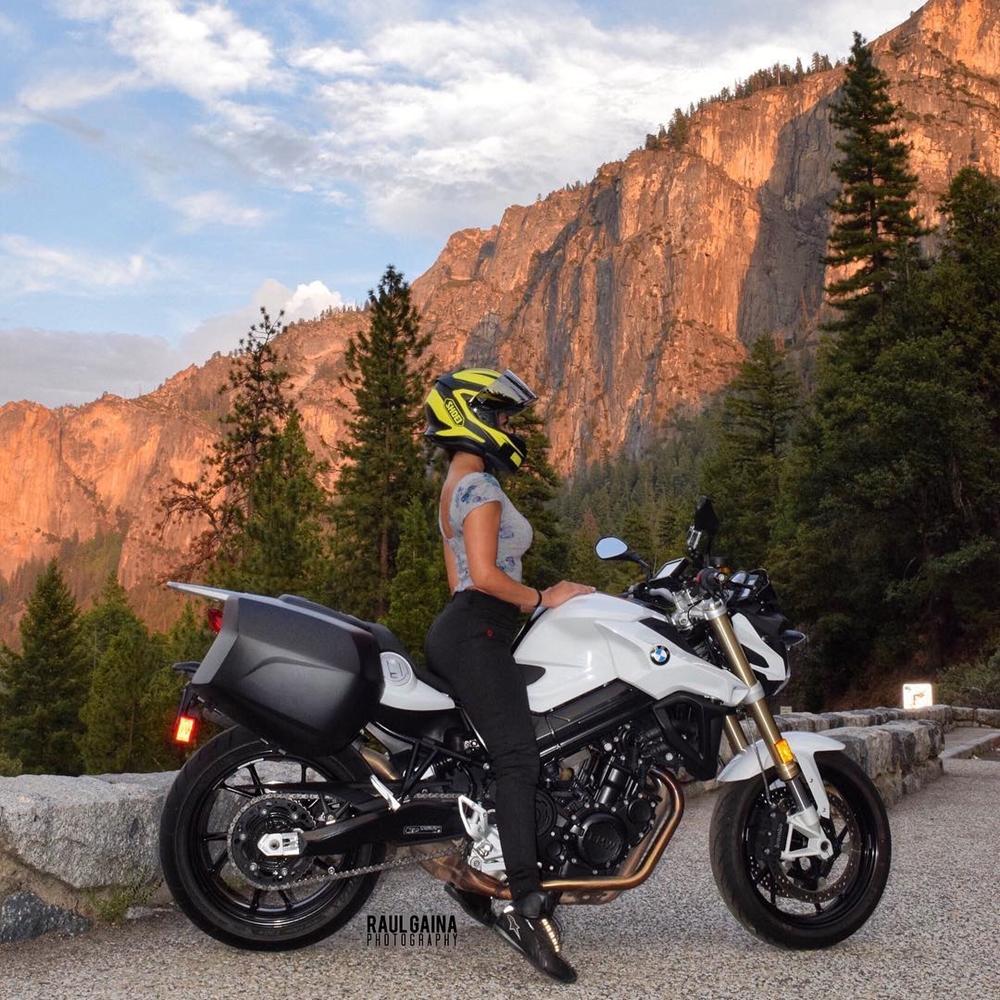 Мотоциклистка и звезда Интаграмма Аннет Каррион погибла в мото аварии