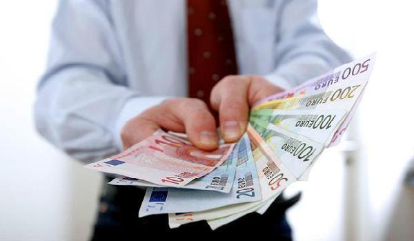 деньги в германии, средняя зарплата в германии