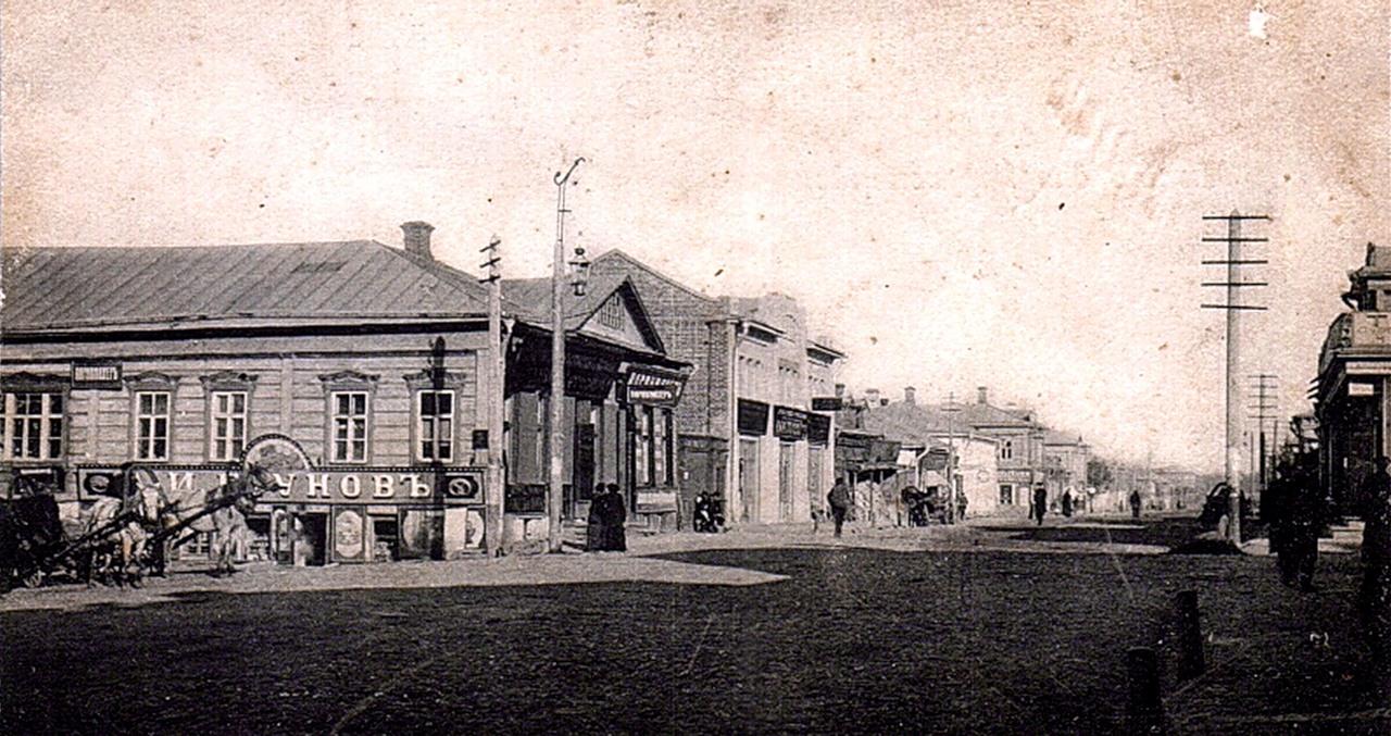 Большая Московская