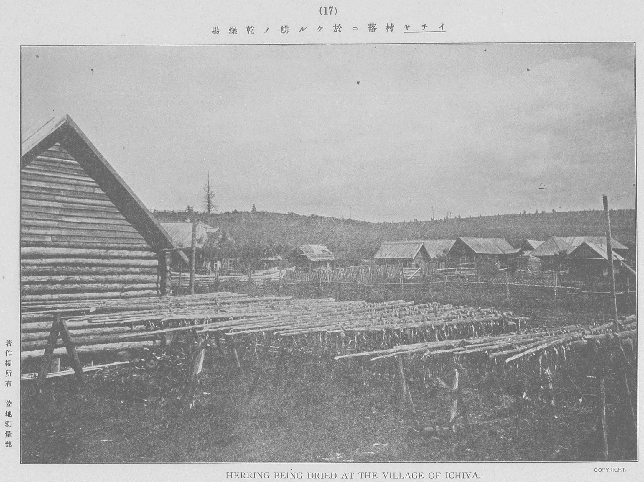 1905. Окрестности Корсакова. Первая Падь