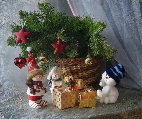 Пусть в Новый год каждый получит желанный подарок!
