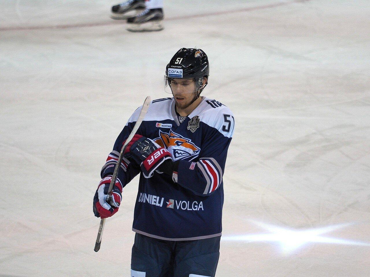 72Плей-офф 2016 Финал Металлург - ЦСКА 11.04.2016